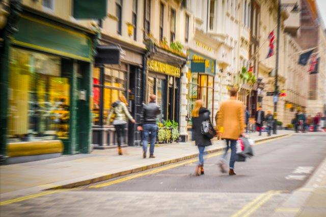 Support for retail, hospitality and leisure businesses that pay business rates