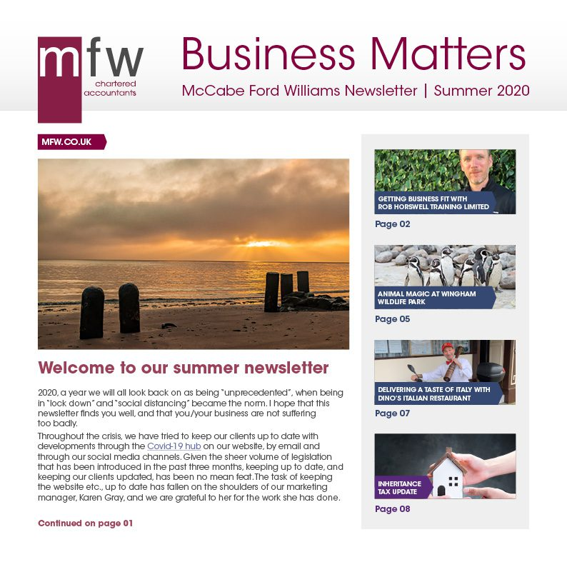 Business Matters si