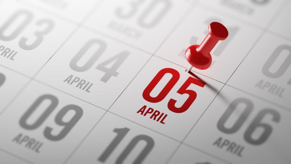 April 5 end of tax year