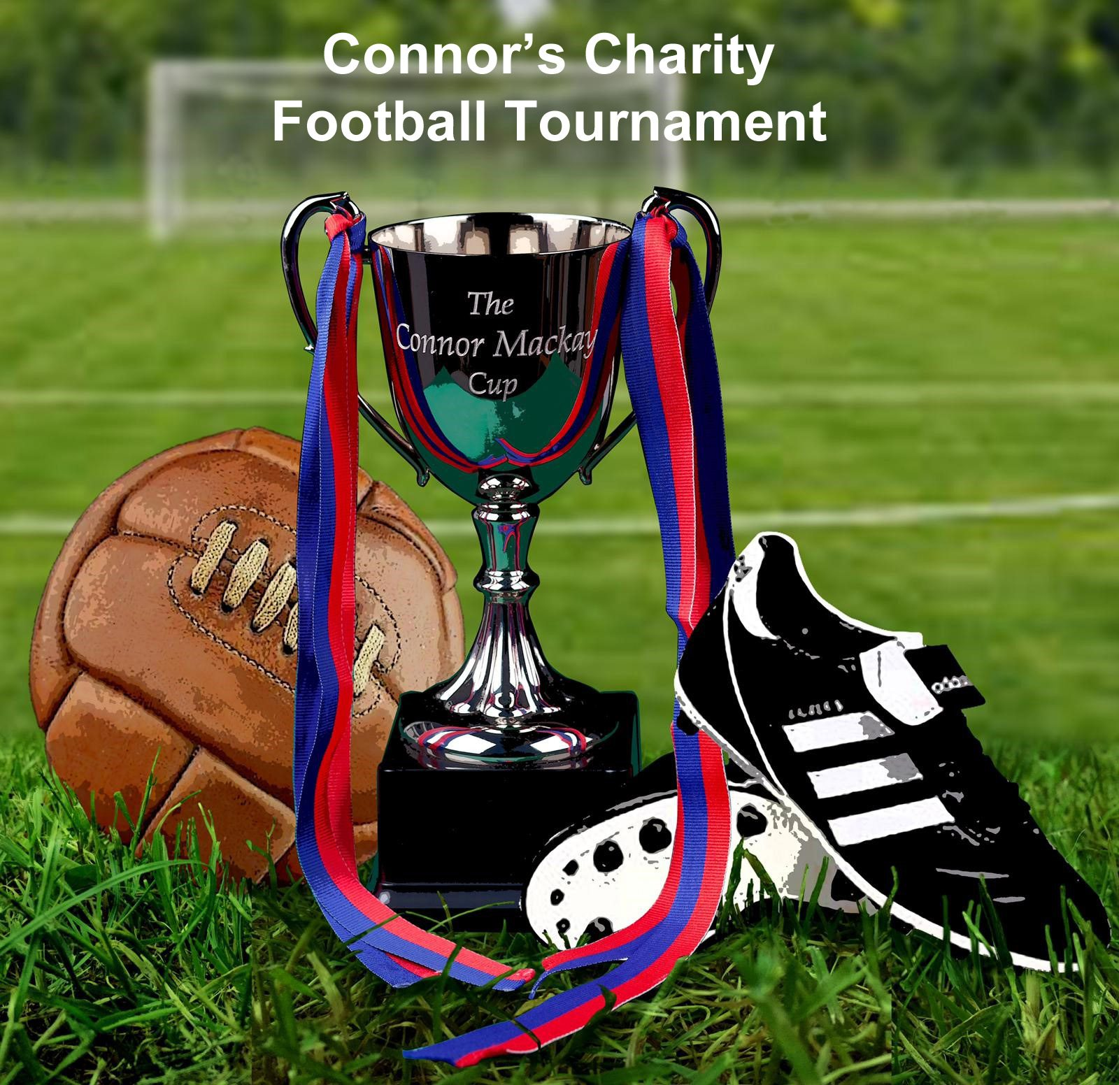 Raising money with a charoty football tournamet for mental health